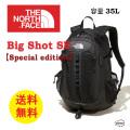 THE NORTH FACE  ザノースフェイス Big Shot SE NM72007 ビッグショット スペシャルエディション リュック 容量35L 正規取扱店