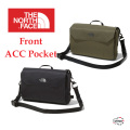 THE NORTH FACE ザノースフェイス Front ACC Pocket NM91655 フロントアクセサリーポケット バッグ 正規取扱店