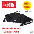 THE NORTH FACE  ザノースフェイス Mountain Biker Lumbar Pack NM72001 マウンテンバイカーランバーパック 容量6L 正規取扱店