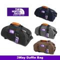 【正規取扱店】THE NORTH FACE  PURPLE LABEL 3Way Duffle Bag NN7508N ノースフェイスパープルレーベル ダッフルバッグ