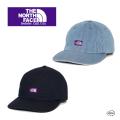 THE NORTH FACE PURPLE LABEL ザ ノースフェイスパープルレーベル Pipue Denim Field Cap NN8056N キャップ 帽子 ユニセックス 正規取扱店