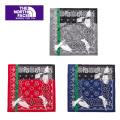 THE NORTH FACE PURPLE LABEL ザ ノースフェイスパープルレーベル Organic Cotton Bandana NN8905N オーガニックコットンバンダナ 正規取扱店