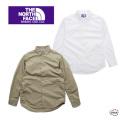 【SALE】 メンズ レディース THE NORTH FACE PURPLE LABEL ザ ノースフェイスパープルレーベル Typewriter L/S Shirt NT3004N 長袖シャツ 正規取扱店