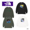 THE NORTH FACE PURPLE LABEL ザ ノースフェイスパープルレーベル 8oz L/S Graphic Tee NT3106N 長袖Tシャツ グラフィックTシャツ メンズ 正規取扱店