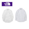 THE NORTH FACE PURPLE LABEL ザ ノースフェイスパープルレーベル Cotton Polyester OX B.D Shirt NT3118N 長袖シャツ オックスフォードシャツ メンズ 正規取扱店