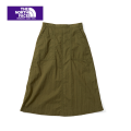 【正規取扱店】【即日発送】THE NORTH FACE PURPLE LABEL nanamica ザ ノースフェイスパープルレーベル C/N Weather Field Skirt NTW4810N フィールドスカート レディース