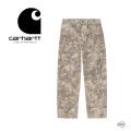 carhartt WIP カーハート ダブリューアイピー SINGLE KNEE PANT I026463 カモ柄 シングルニィーパンツ メンズ 正規取扱店