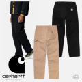 carhartt WIP カーハート ダブリューアイピー SINGLE KNEE PANT I026463  シングルニィーパンツ メンズ 正規取扱店