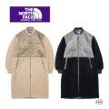 THE NORTH FACE  PURPLE  LABEL ザ ノースフェイスパープルレーベル Wool Boa Fleece Denali Coat NAW2150N ウールフリースデナリコート レディース 正規取扱店