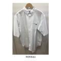 予約4月上旬~5月上旬入荷予定 THE NORTH FACE PURPLE LABEL ザ ノースフェイスパープルレーベル Cotton Polyester OX B.D. Big H/S Shirt NT3010N ボタンダウンビッグシャツ 半袖 正規取扱店
