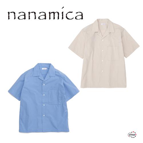 ナナミカ 通販 正規品 メンズ シャツ