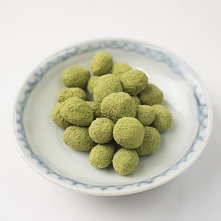豆菓子 抹茶大豆