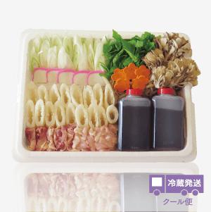 きりたんぽ鍋セット(4人前) [商品番号:1111]