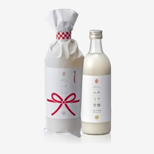 ハチミツ甘酒〈お気持ちバック入り〉(500ml)[商品番号:1861]