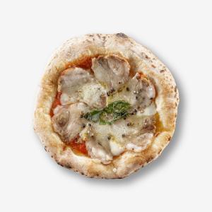 はちみつポークのピザ(単品) [商品番号:4106]