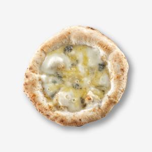 4種のチーズのピザ(単品) [商品番号:4111]