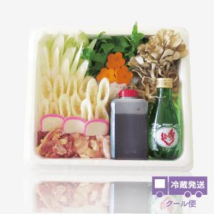きりたんぽ鍋セット(2人前) [商品番号:1110]