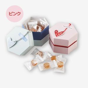 キャンディ ミニボックス〈ピンク〉※25箱以上から承ります [商品番号:1196]