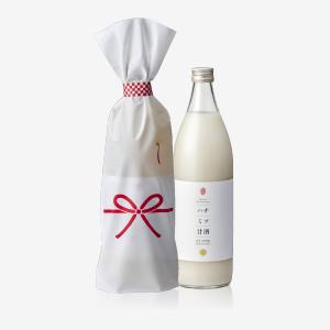 ハチミツ甘酒〈お気持ちバック入り〉(900ml)[商品番号:1860]