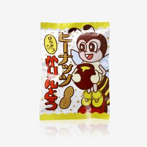 はちみつ入りピーナッツかりんとう(70g) [商品番号:1884]