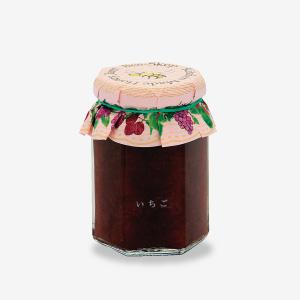 お菓子工房のはちみつジャム・いちご(150g) [商品番号:3012]