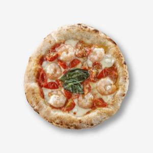 エビとトマトのピザ(単品) [商品番号:4108]