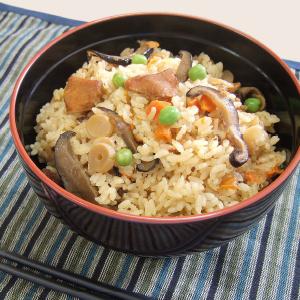 炊き込みご飯の素 比内地鶏ご飯【しょうゆ味】 [商品番号:599]