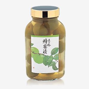 青梅蜂蜜漬(850g) [商品番号:73]