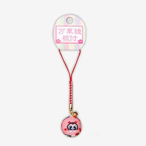 みっちぃ根付【ピンク】 [商品番号:990]