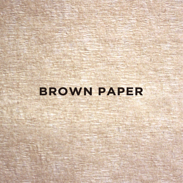 キッチンタウパー ブラウン
