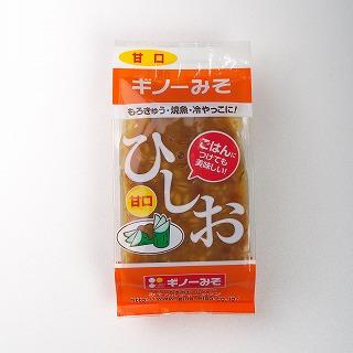 ひしお甘口130g