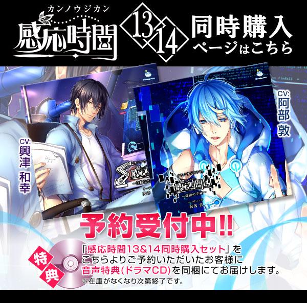 【CD-セット】感応時間13_14同時購入セット用