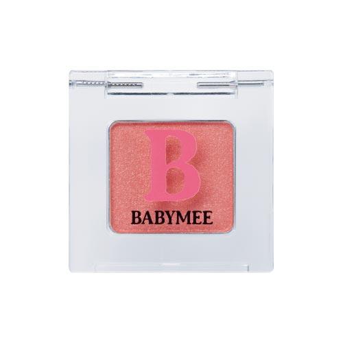 【数量限定】 BABYMEE ベイビーミー ニュアンスカラー シャドウ カメリアレッド
