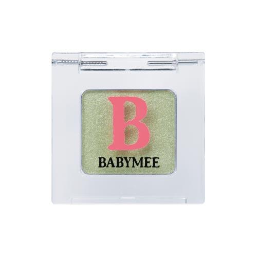 【WEB限定発売】 BABYMEE ベイビーミー ニュアンスカラー シャドウ ピスタチオグリーン