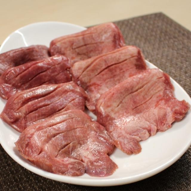 ご自宅用◆満福牛タン厚切り塩麹熟成240g