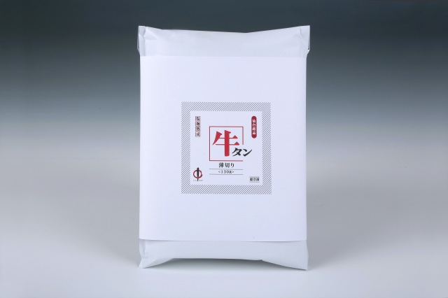 アレンジ楽々◆牛タン薄切り塩麹熟成_130g