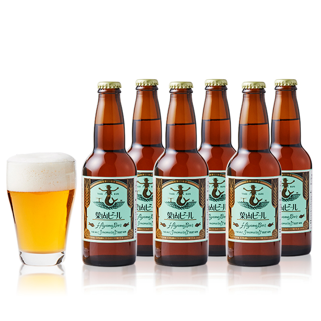 葉山牛と一緒に味わう 葉山ビール6本セット