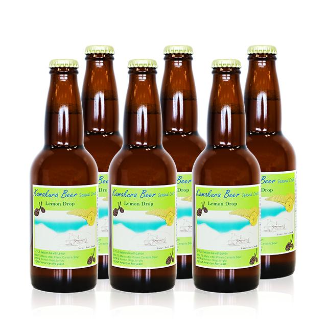 鎌倉ビール特別醸造 レモンドロップ 6本セット