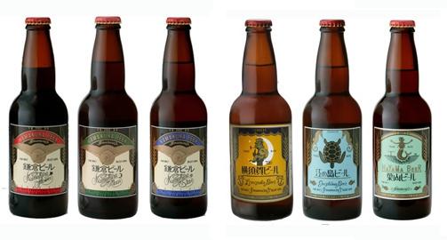 鎌倉ビール6種類