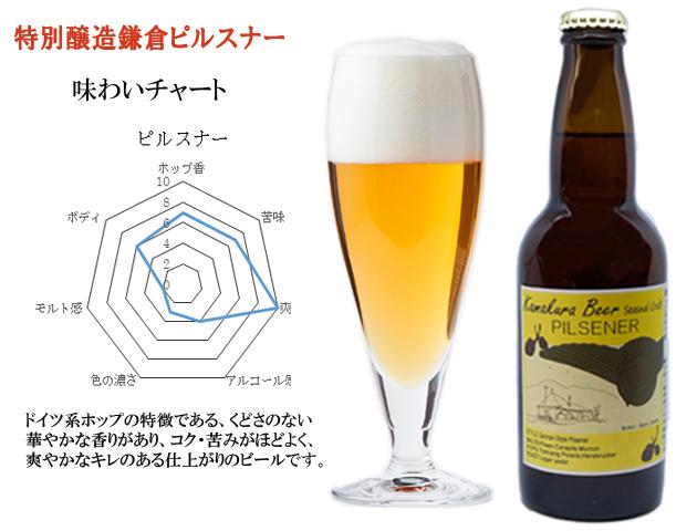 限定ビールピルスナー
