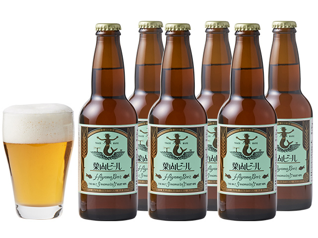 葉山ビール6本セット