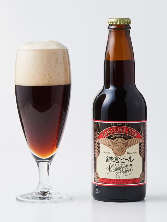 鎌倉ビール 花