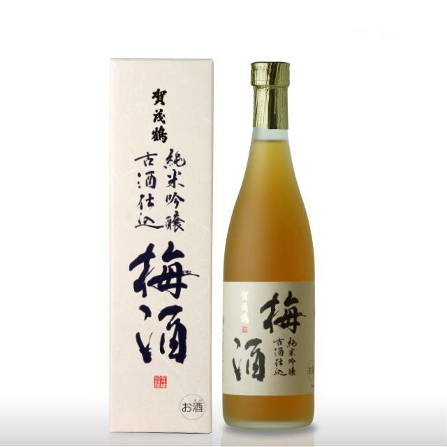 純米吟醸古酒仕込 梅酒 720ml 化粧箱入