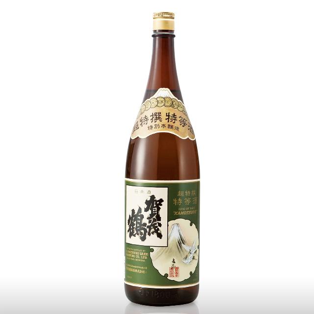 特別本醸造 超特撰特等酒 1.8L 化粧箱入