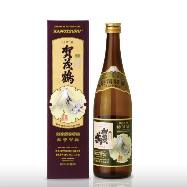 特別本醸造 超特撰特等酒 720ml