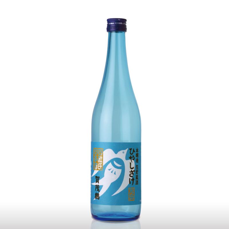 四杜氏四季酒 本醸造 生貯蔵酒 ひやしざけ 720ml