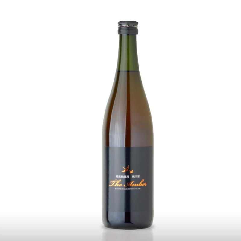 焙煎麹使用 純米酒 The Amber 720ML