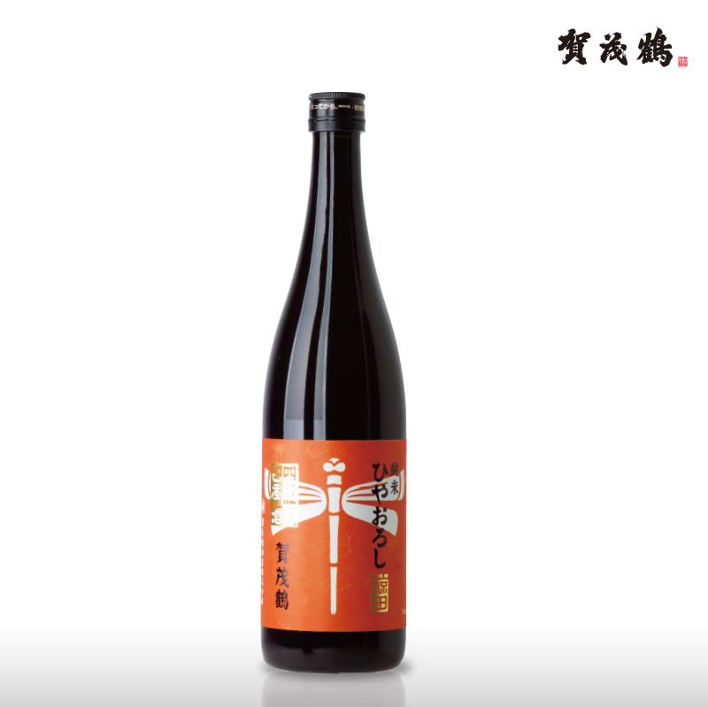 四杜氏四季酒 純米酒 ひやおろし 720ML