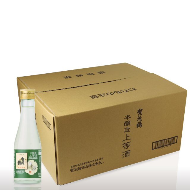 【30本セット】本醸造 上等酒 180ml