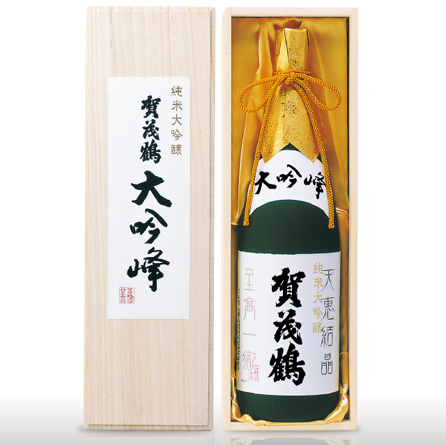 純米大吟醸 大吟峰1.8L (DK-A1) 木箱入